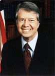 Photo of President Jimmy Carter
