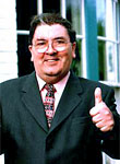 Photo of Mr. John Hume